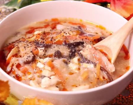 低糖質 酸辣湯スープ