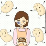【比較】おから粉・大豆粉・とうふで糖質制限のお好み焼きを作ってみたよ