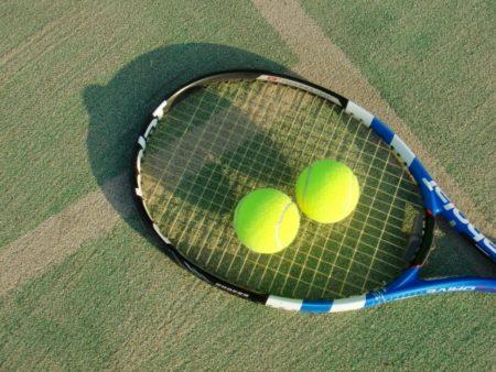 テニス 写真