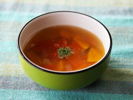 コンソメスープ 糖質制限
