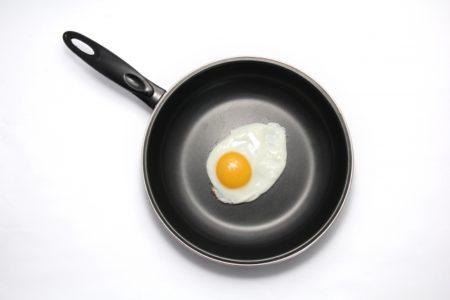 卵料理 糖質