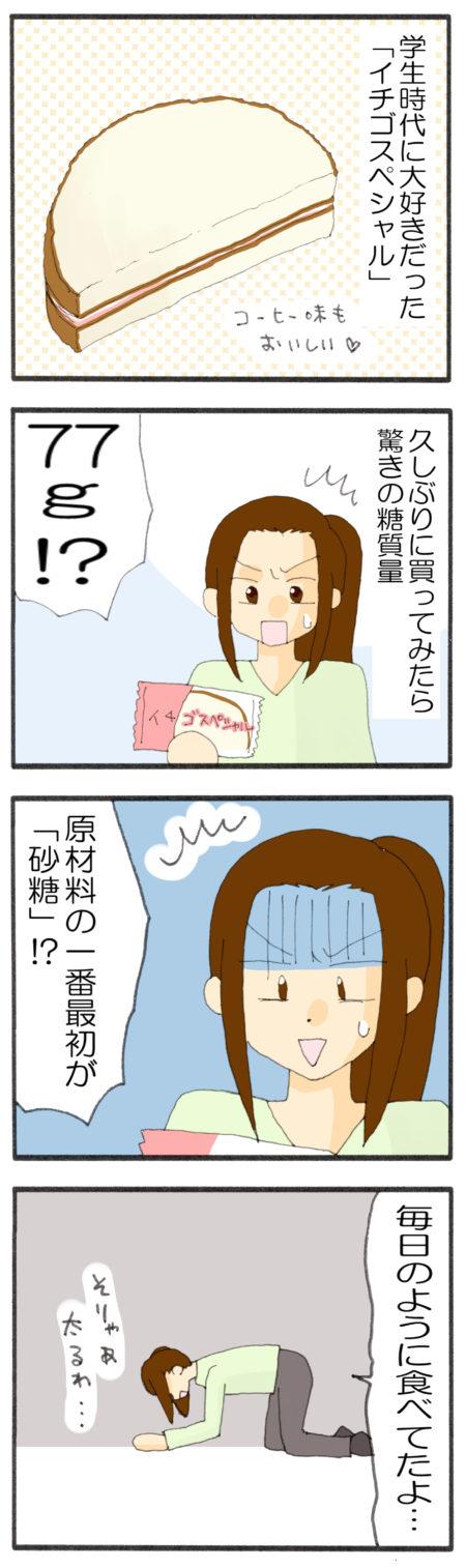 イチゴスペシャル 漫画